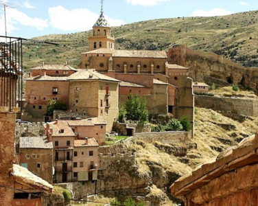 teruel albarracín