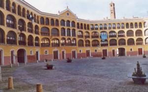 zaragoza provincia tarazona plaza de toros