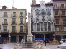 Pza. del Torico, Teruel