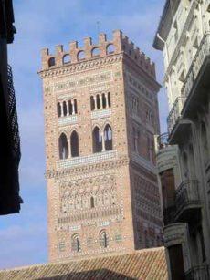 Torre el Salvador, Teruel