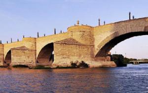 zaragoza puente de piedra